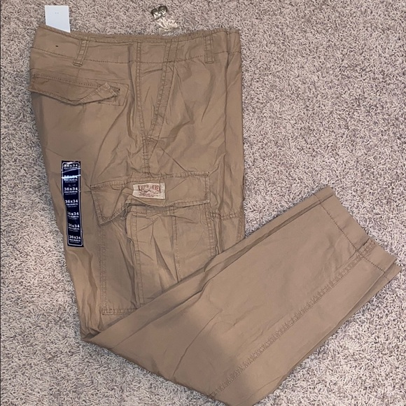 New with Tags Polo Jeans Ralph Lauren Khakis